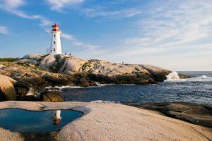 canadian summer destinations, nova scotia