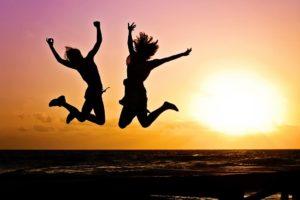 fun, jumping