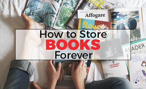 store books, forever, how to
