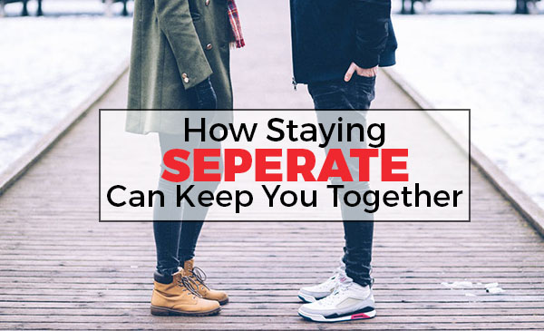 separate, together, how to