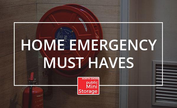 home emergency, tips