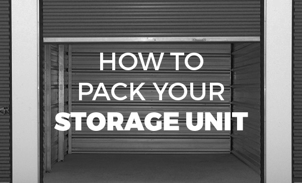 pack, storage unit, how to