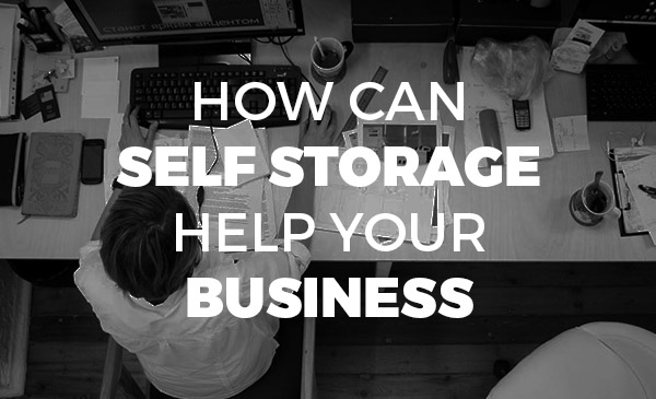self storage, business, help