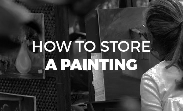 store, painting, how to