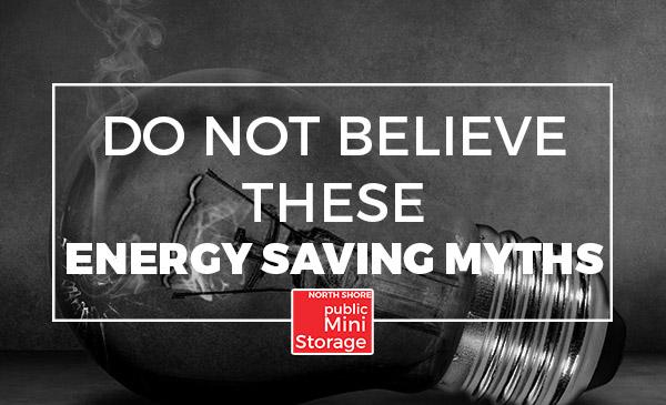 energy saving, myths, advice