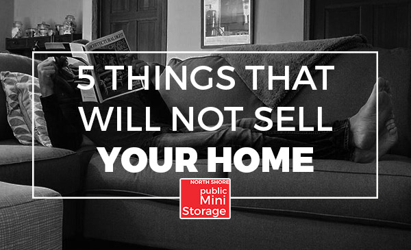 sell your home, 5 things