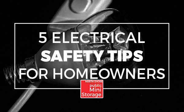 electrical safety, tips, homeowners