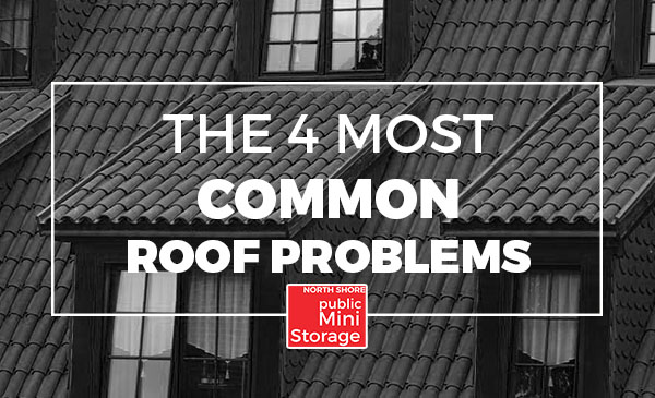 roof problems, common, home