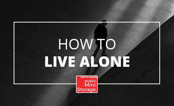 live alone, tips, guide