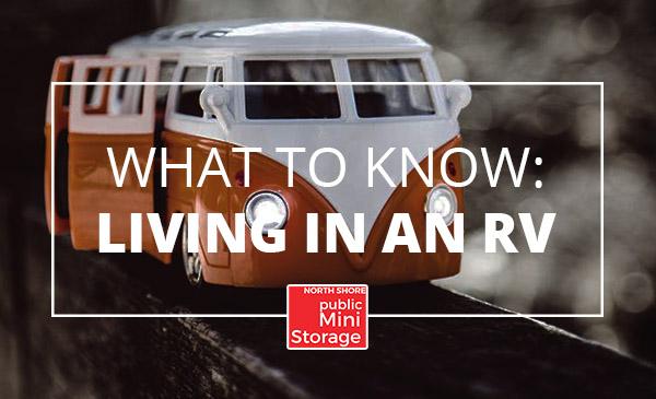rv living, tips, camper