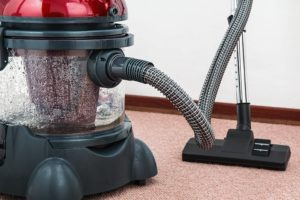 vacuum, clean, carpet