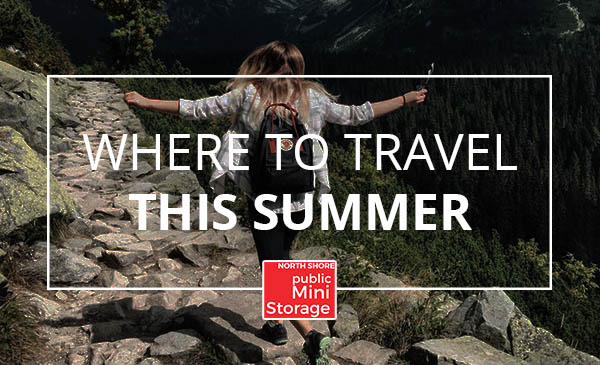 summer travel, canadians, destinations