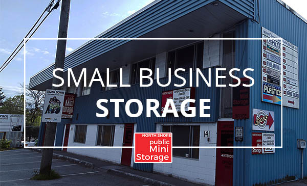 small business storage, north vancouver
