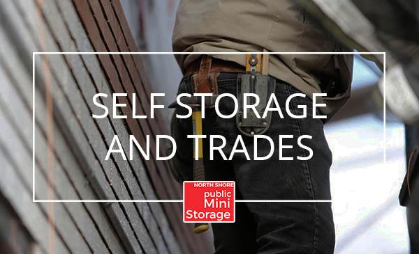 trades, self storage, contractor