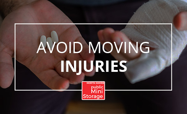 moving injuries, pain, meds