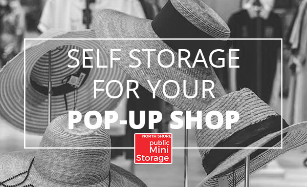 pop-up, self storage