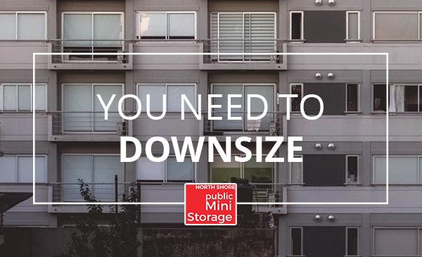 downsize, apartment, condo, house