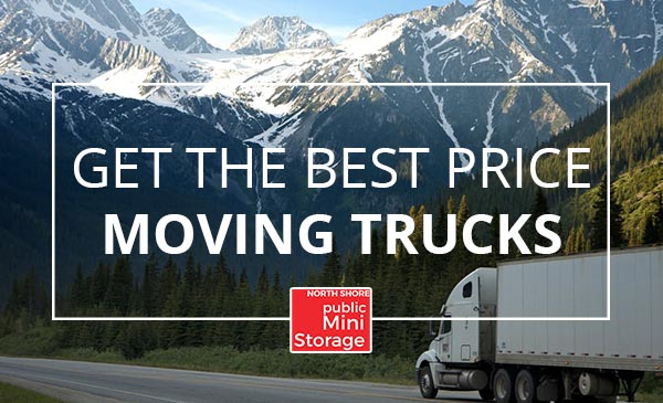 moving truck, prices, deals
