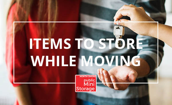items, moving, storage