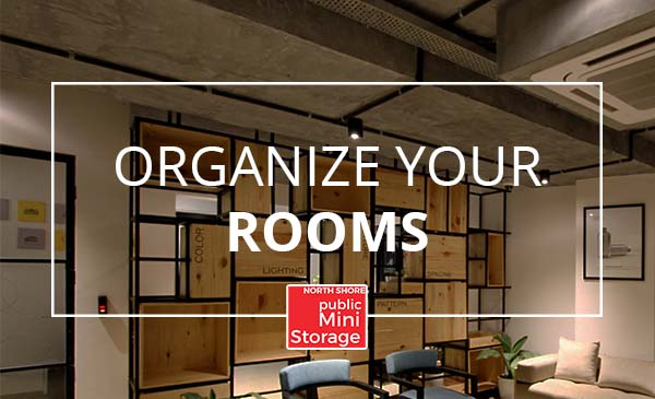 organize, rooms, living room