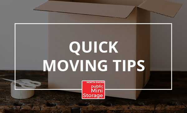 quick moving tips