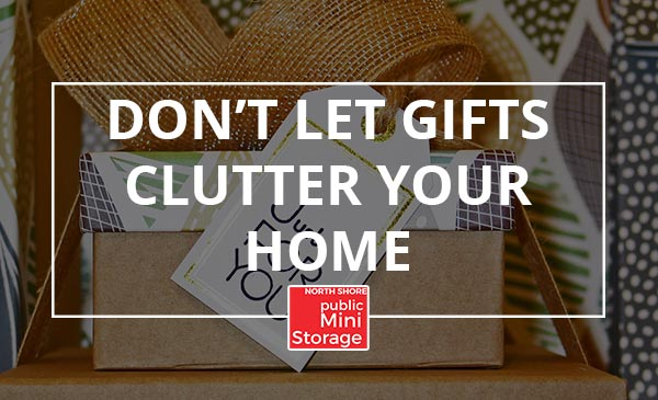 gifts, clutter, home