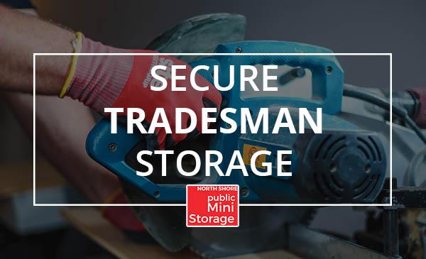 tradesman, storage, tools