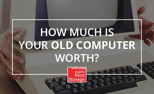 old computer, worth